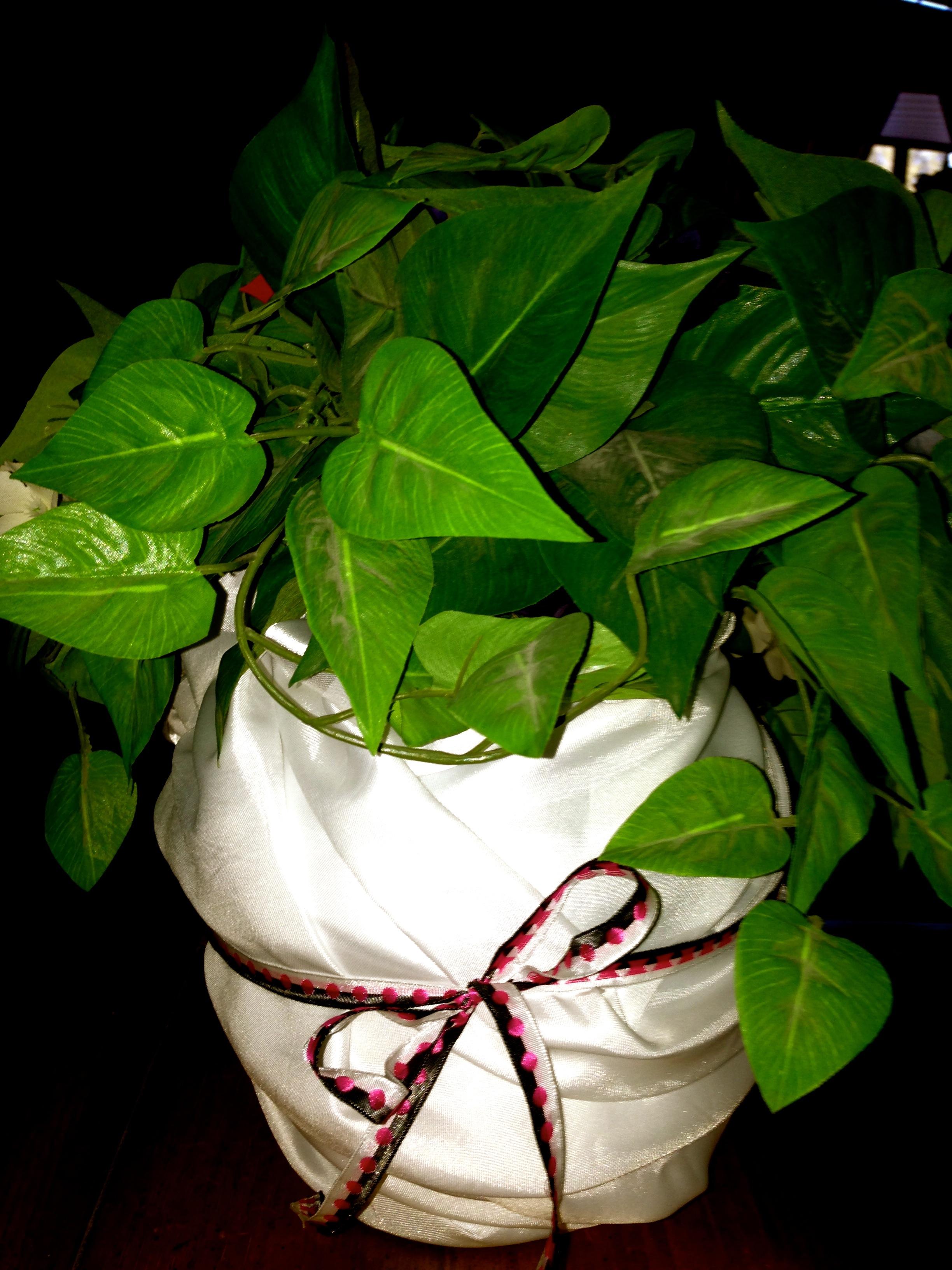 Floral Arrangement Makeover