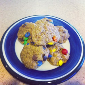 Monster Cookies 2