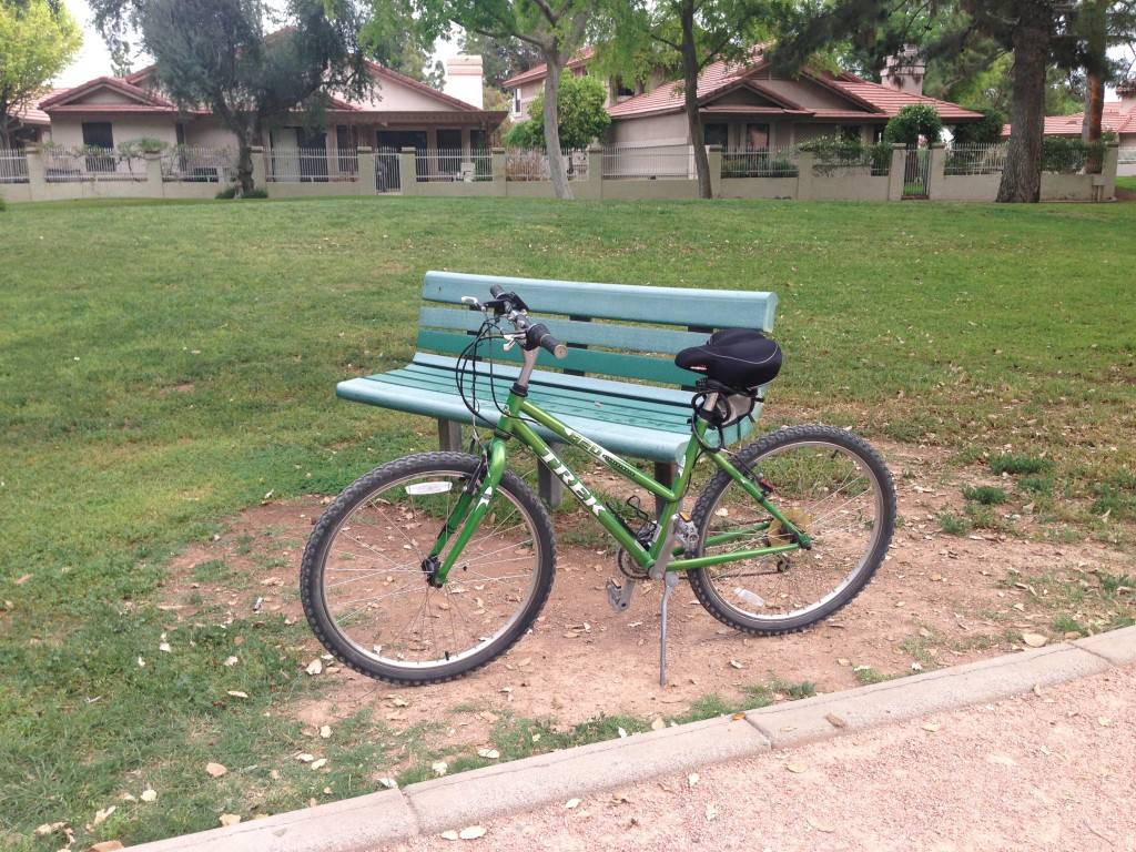 Bike - Bench