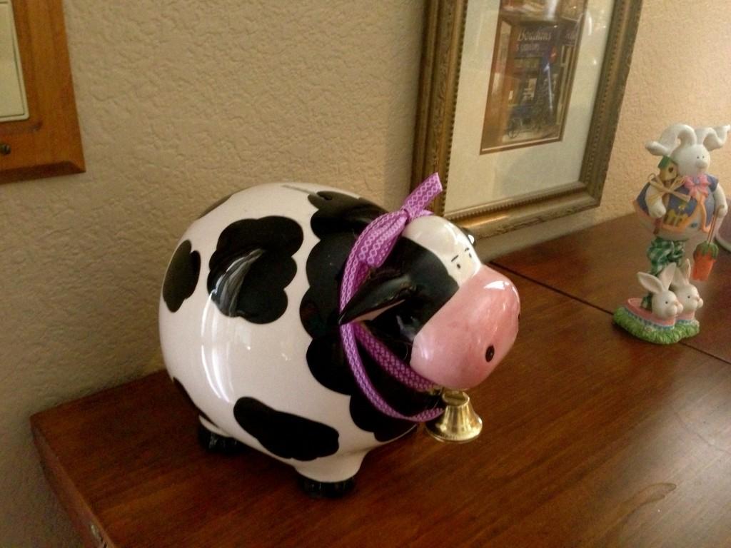 Spring - Cow Bank
