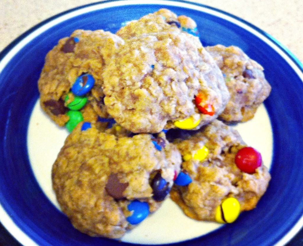 Monster Cookies - 2013