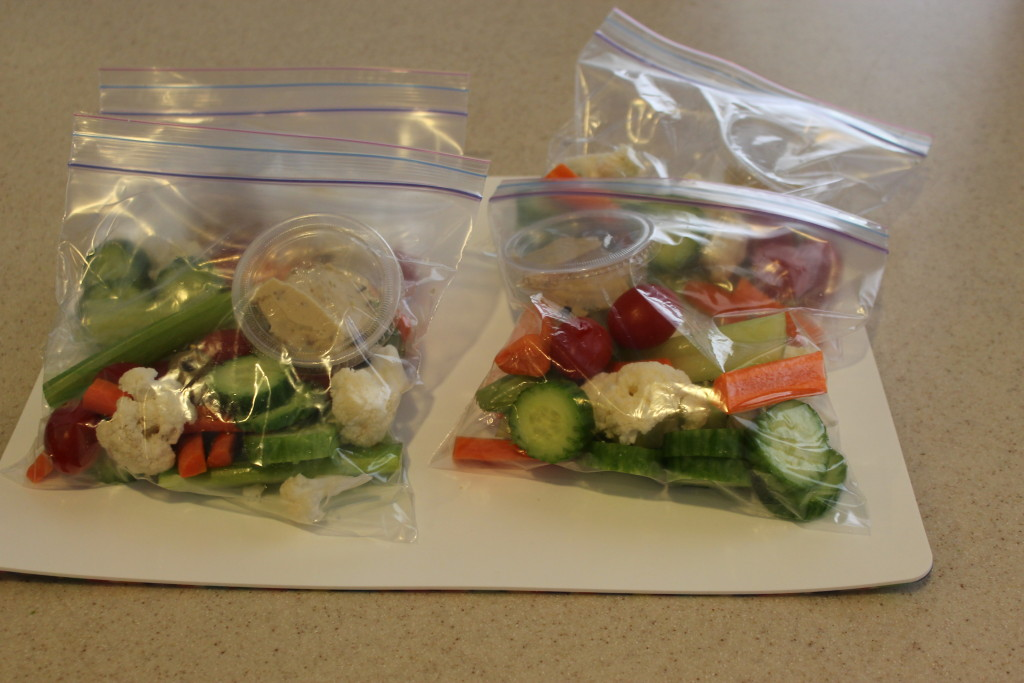 Veggie Packs