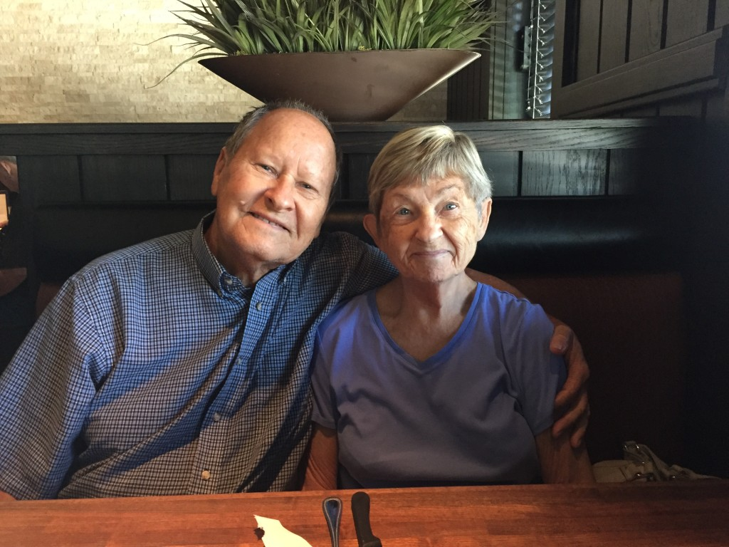 Mom and Dad - 9-18-15